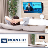 Mount-It! Articulating Recessed TV Wall Mount- MI-381 - Mount-It!