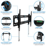 Advanced Tilt Premium TV Wall Mount | MI-382