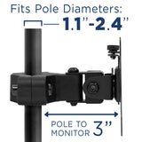 Monitor Truss/Pole Mount | MI-390