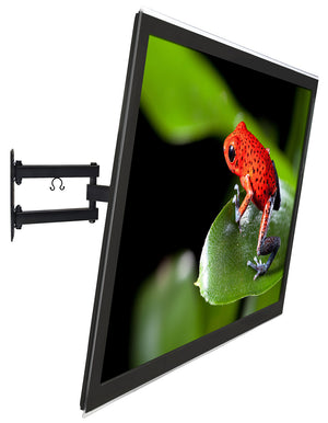 Mount-It! TV Wall Mount w/ Full Motion Articulating Arm - MI-3991B - Mount-It!