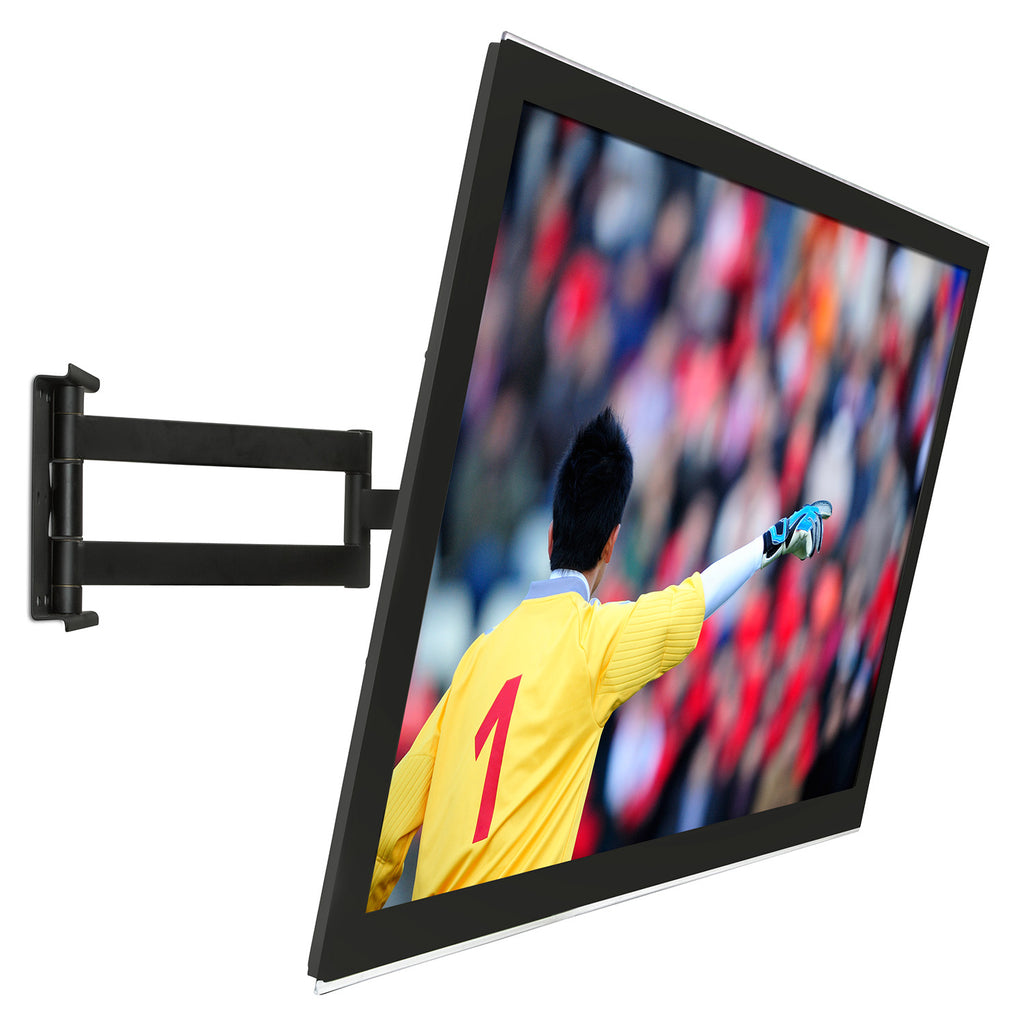 Mount-It! Dual Bar Articulating TV Wall Mount - MI-411L - Mount-It!