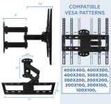 Mount-It! Full Motion Corner TV Wall Mount w/Extending Arm - MI-4471 - Mount-It!