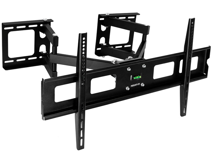 Corner Tv Mount With Articulating Arms Mi 484c Mount It