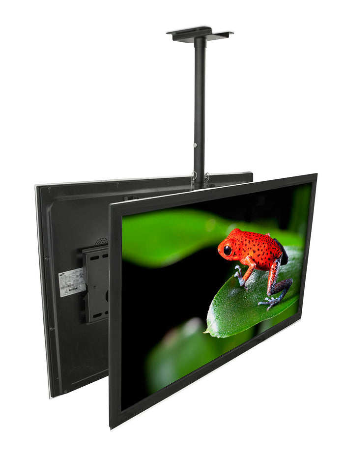 Mount-It! Dual Front & Back TV Ceiling Mount - MI-502