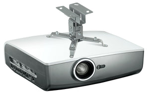 Mount-It! Ceiling Video Projector Mount  - Silver - MI-605 - Mount-It!