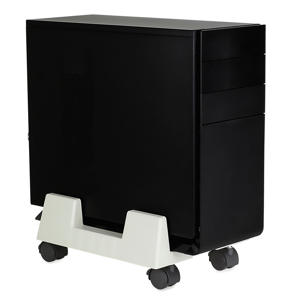 Mount-It! Adjustable Computer Cart w/ 4 Caster Wheels - MI-7151 - Mount-It!