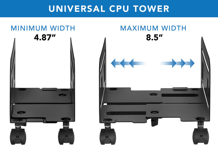 CPU Stand With Four Casters | MI-7153 2