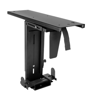 CPU Under Desk Mount Computer Tower Holder Anti-Theft | MI-7156