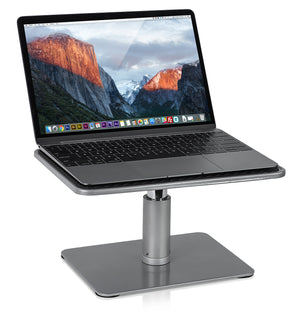 Mount-It! Height Adjustable Laptop & Monitor Stand - MI-7272 - Mount-It!