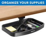Under Desk Swivel Storage Tray | MI-7292