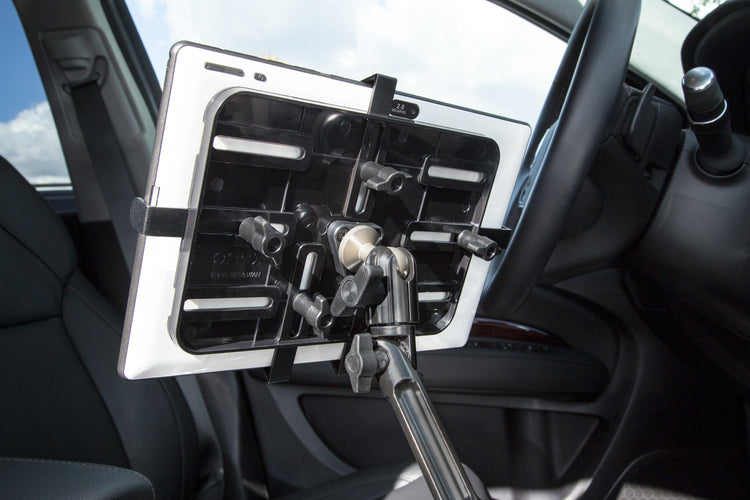 Heavy-Duty Cup Holder Tablet ELD Mount | MI-7320 2