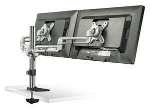 Mount-It! Dual Monitor Office Desk Stand Mount - MI-732 - Mount-It!