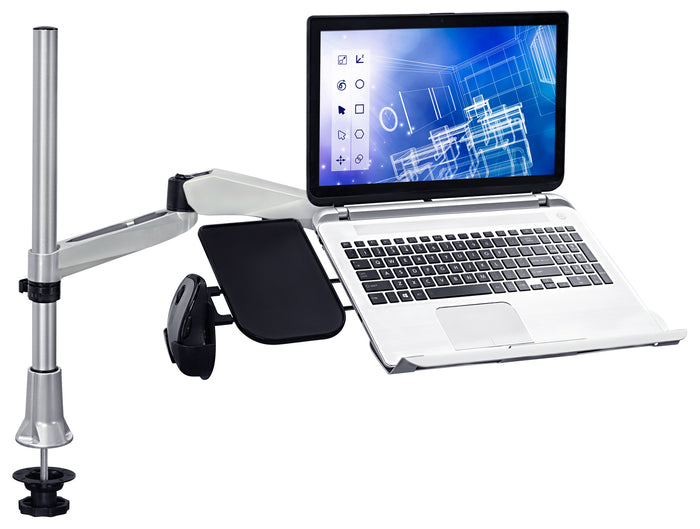 Mount-It! Articulating Desk Stand for Laptop - MI-75901