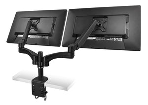 Mount-It! Full Motion Dual Monitor Desk Mount - MI-762 - Mount-It!