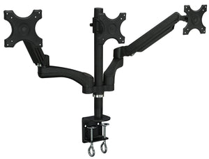 Mount-It! Full Motion Triple Monitor Desk Mount - MI-763 - Mount-It!