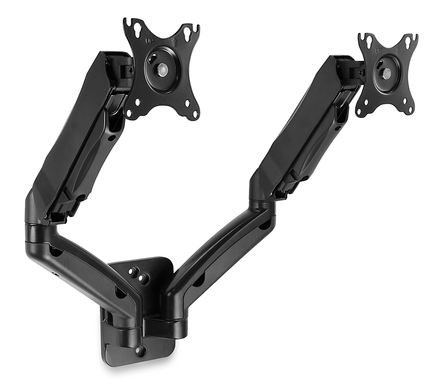 Mount-It! Dual Arm Wall Monitor Mount - MI-766