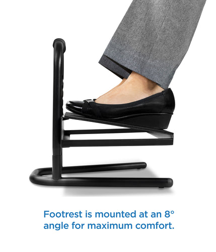 Adjustable Foot Rest w/ Six Height Settings | MI-7807 2