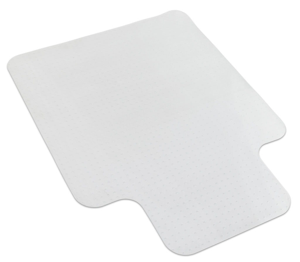 Mount-It! Clear Studded Office Chair Floor Protector - MI-7817-Anti-Fatigue Mats