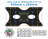 VESA Mount Adapter Plate | MI-782