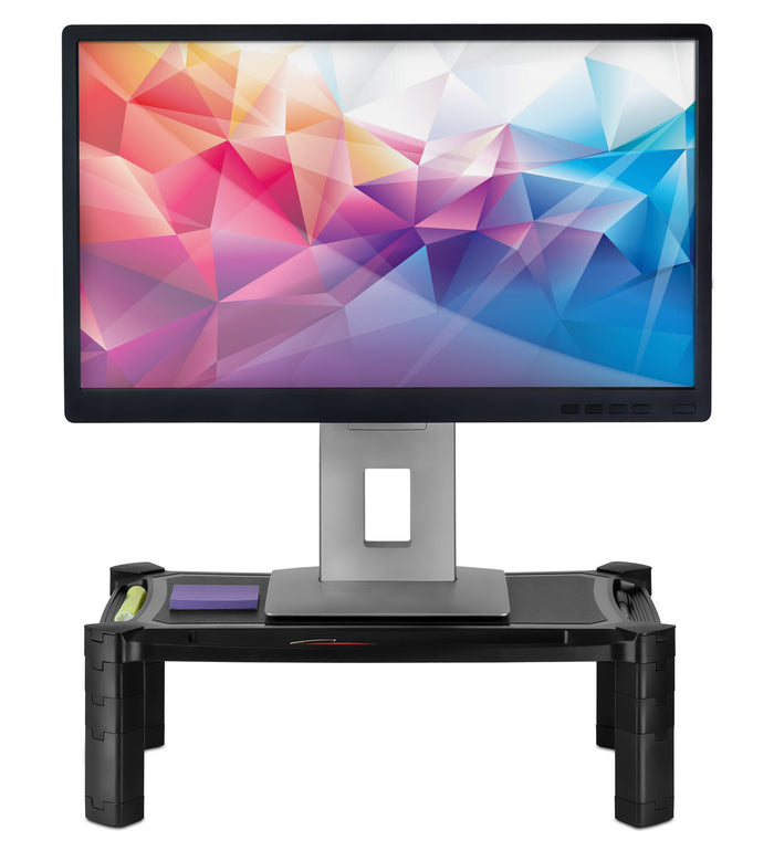 Mount-It! Height Adjustable Printer & Monitor Stand - MI-7851
