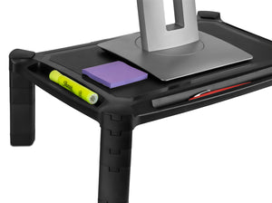 Mount-It! Height Adjustable Printer & Monitor Stand - MI-7851 - Mount-It!