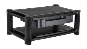 Printer Stand Monitor Riser with 2 Shelves | MI-7853