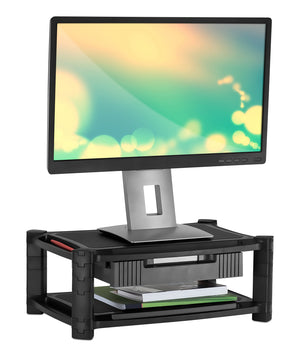 Mount-It! Ergonomic, Adjustable Printer, Monitor, & Laptop Stand - MI-7853 - Mount-It!