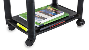 Mount-It! Portable Height Adjustable Printer Stand - MI-7854 - Mount-It!