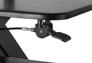 Mount-It! Sit-Stand Workstation w/Single Monitor Mount - MI-7913 - Mount-It!