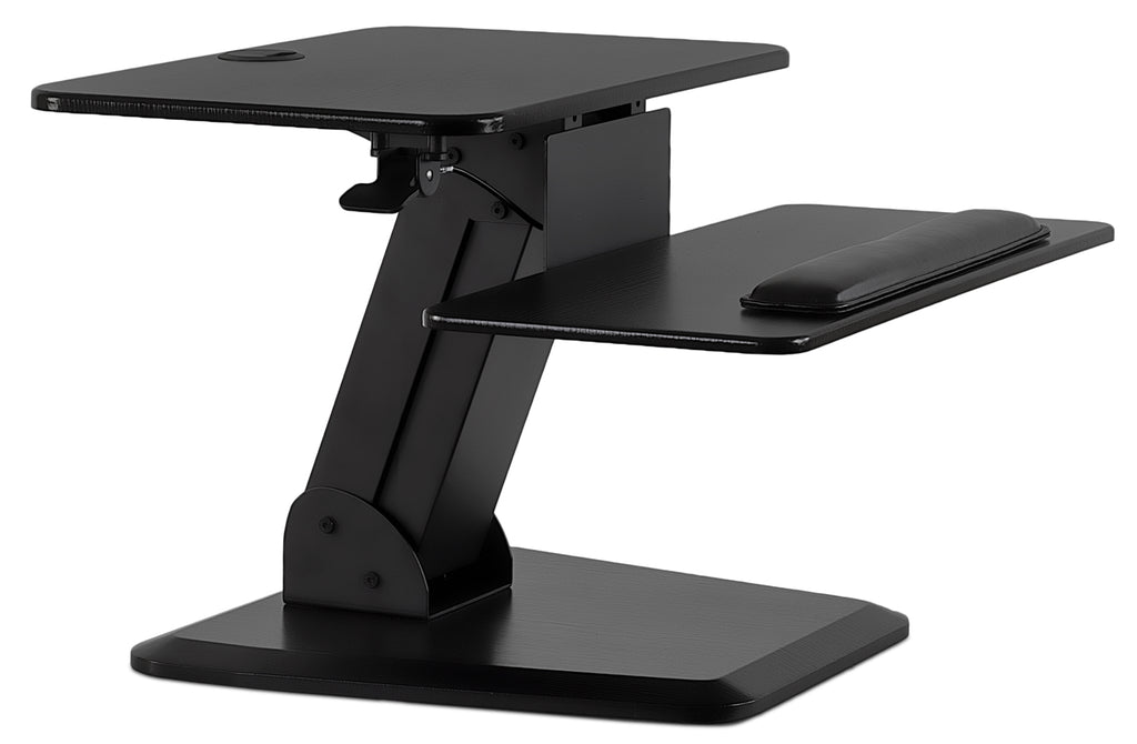 Mount-It! Sit-Stand Desk Converter w/Gas Spring Arm - MI-7916 - Mount-It!
