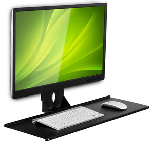 Mount-It! Monitor and Keyboard Wall Mount,26 Inch Wide Platform-MI-7917 - Mount-It!