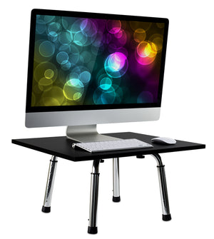 Mount-It! Small Tabletop Standing Desk Converter - MI-7932 - Mount-It!