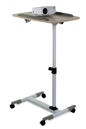 Mount-It! Height Adjustable Rolling Laptop Cart - MI-7946 - Mount-It!