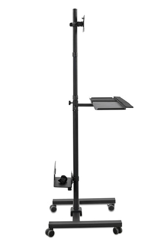 Mobile Cart With Monitor Mount & CPU Holder – MI-7948 2