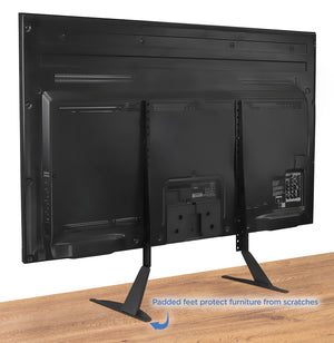 Mount-It! Universal Tabletop TV Stand - MI-848 - Mount-It!