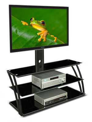 Mount-It! Extra-Large Entertainment Center - MI-864 - Mount-It!