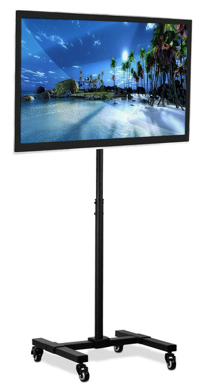Mount-It! Adjustable Mobile TV Display - MI-879 - Mount-It!