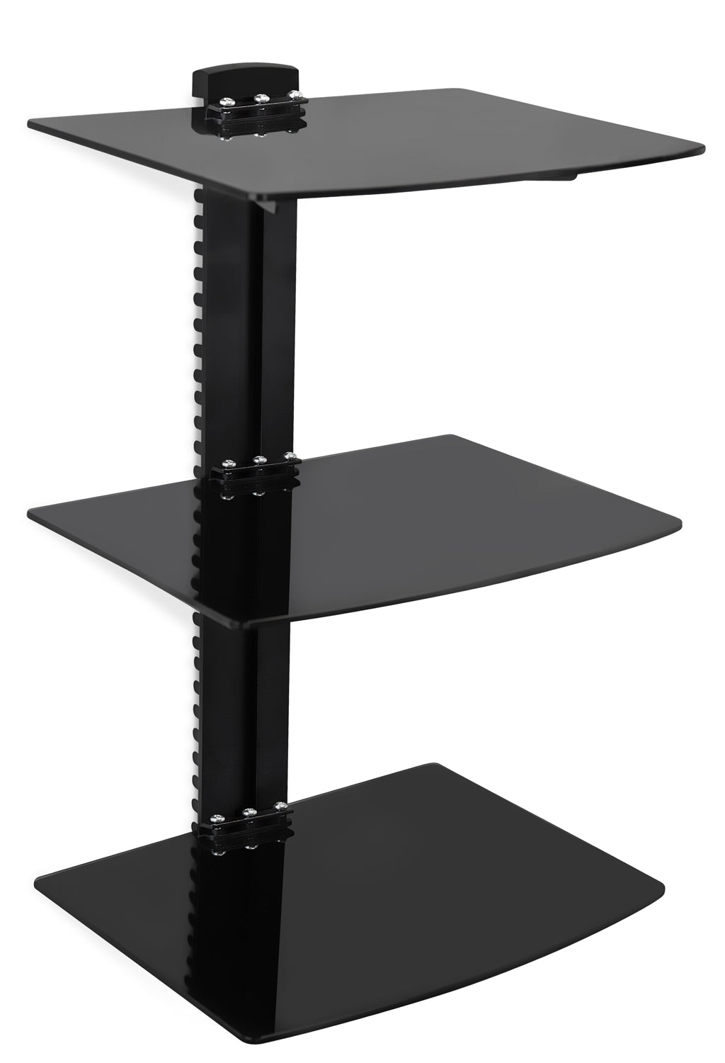 Mount-It! Floating Wall Mounted Shelf Stand - MI-893 - Mount-It!