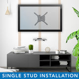 TV Wall Mount and AV Shelf Combo| MI-894