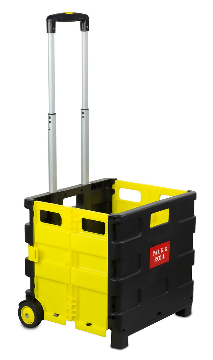 Mount-It! Rolling Collapsible Utility Cart - MI-904