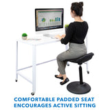 Ergonomic Sit Stand Stool | MI-931