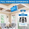 Under Cabinet and Ceiling TV Mount  | MI-4200
