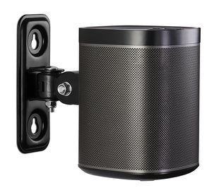 Mount It Low Profile Speaker Wall Mount Mi Sb433