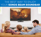 Sound Bar TV Mounting Shelf for Sonos Beam | MI-SB44