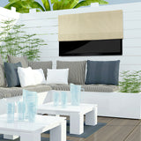 Outdoor Weatherproof TV Cover