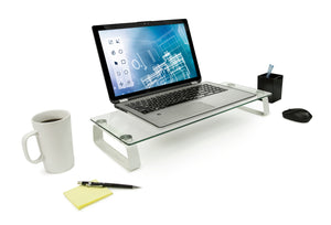 Mount-It! Monitor Riser & Laptop Stand - MI-107262 - Mount-It!