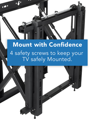 Mount-It! Menu Board & Pop Out Video Wall Mount – MI-367 - Mount-It!
