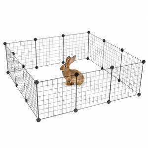 Foldable Pet Playpen for Small Animals | WI-4114