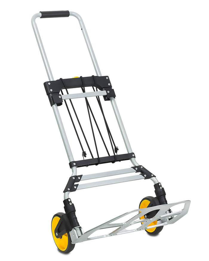 Mount-It! Folding Hand Truck/Luggage Cart - MI-902