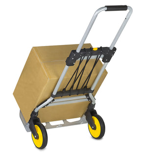 Mount-It! Folding Hand Truck/Luggage Cart - MI-902 - Mount-It!